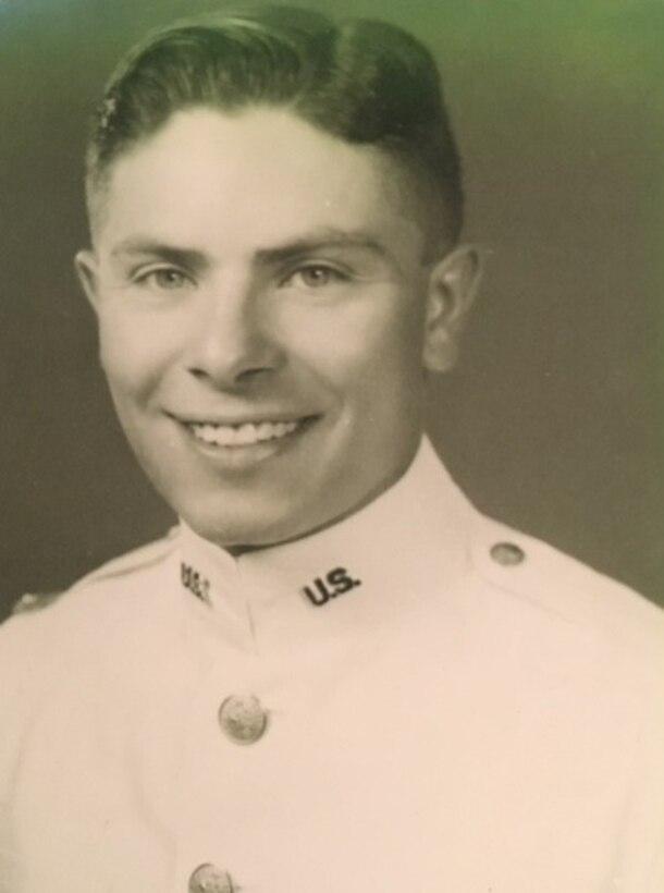 1st Lt. Ben B. Barnes