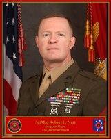 Sergeant Major, 23rd Marine Regiment