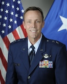 Maj. Gen. James Barkley official bio photo
