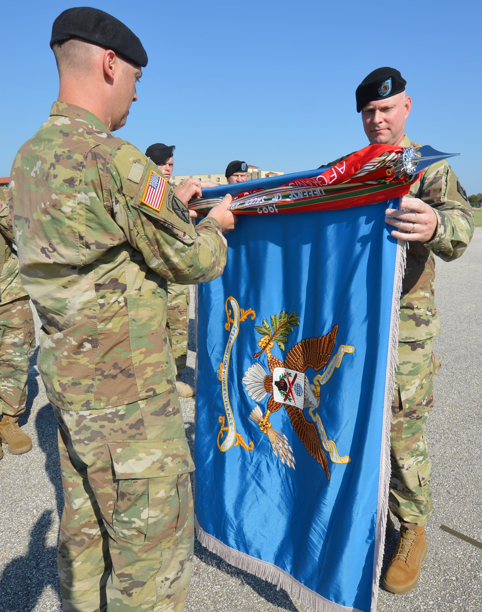 201st Military Intelligence Battalion Cases Colors Gt Joint