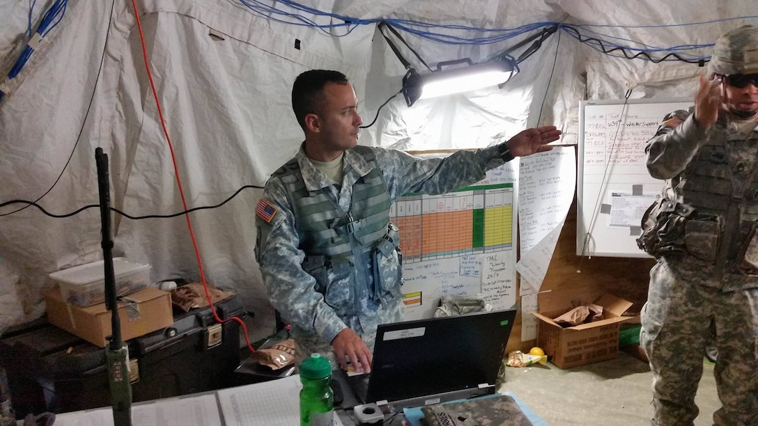 Sgt. 1st Class Edwin Velez, native of Mayaguez, Puerto Rico, wanted nothing more than to feel like he was at the same level as his father; disciplined, smart, computer savvy and an all around outdoors guy.