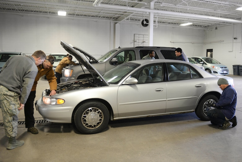 Vehicle Inspection - Care Car