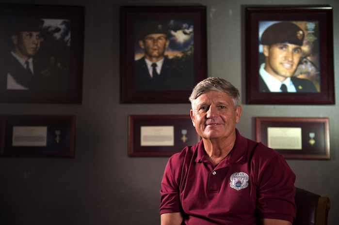 Chief Master Sgt. Don Shelton