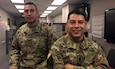 "Typically in a USACE Command there are a few Army ""green-suiters"" that make up the command team, aside from that the number of Soldiers begin to dwindle. 