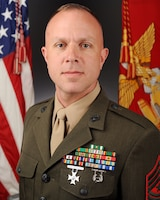 Battalion Sergeant Major, 3rd Battalion, 25th Marine Regiment