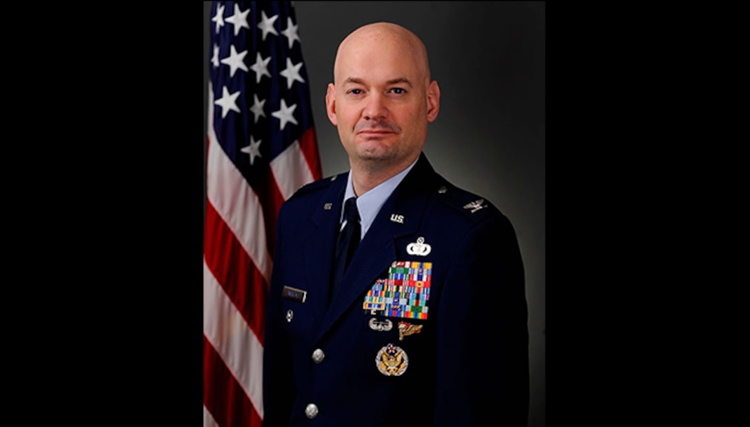 Col. Mark Anarumo is the permanent professor for the Center for Character and Leadership Development. He's one of four officers   confirmed by the Senate Sept. 28, 2016 to be a permanent professor at the U.S. Air Force Academy. (U.S. Air Force photo)