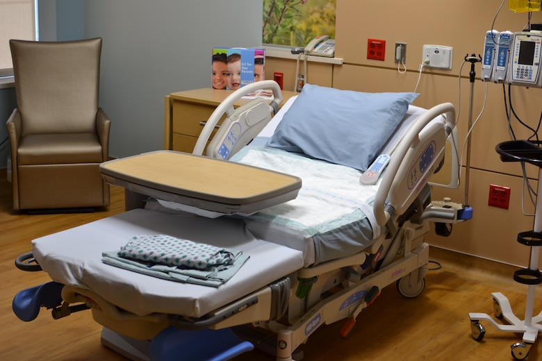Maternal Child Flight, Labor/Delivery/Recovery/Postpartum Room