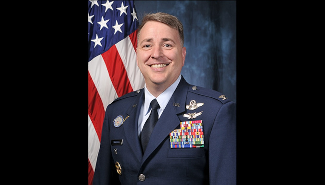 Col. John Cinnamon is one of four officers at the U.S. Air Force Academy confirmed by the Senate Sept. 28, 2016 to be a permanent professor. Cinnamon heads the Aeronautics Department. (U.S. Air Force photo)
