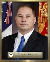 Charles A. DeCesari  Camp Director, Camp Schwab