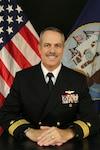 Rear Admiral Matthew O'Keefe