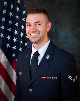 Airman First Class Eric Brickner, United States Air Force