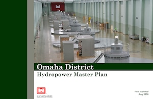Hydropower Master Plan Book Cover
