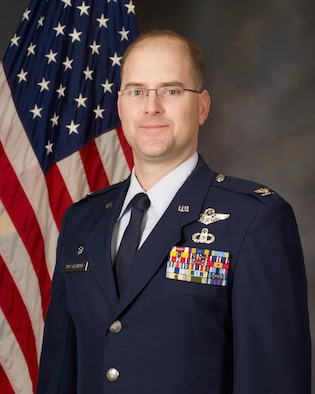 Col. Brett Bosselmann is the commander of the 225th Air Defense Squadron, Joint Base Lewis-McChord, Wash.