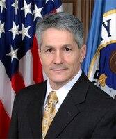 Curt Dukes, the National Security Agency's deputy national manager for national security systems. DoD photo