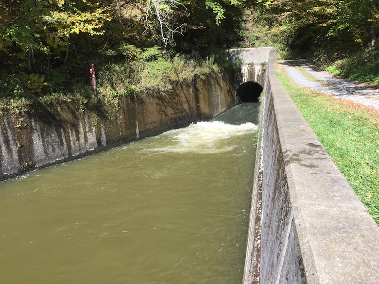 As part of our public meeting, we will be providing an update on current lake levels. Currently, East Branch Dam Lake pool has been low. This year, the lake reached its highest pool on May 30, and since then there has been only seven days that the inflow has been greater or equal to the outflow.