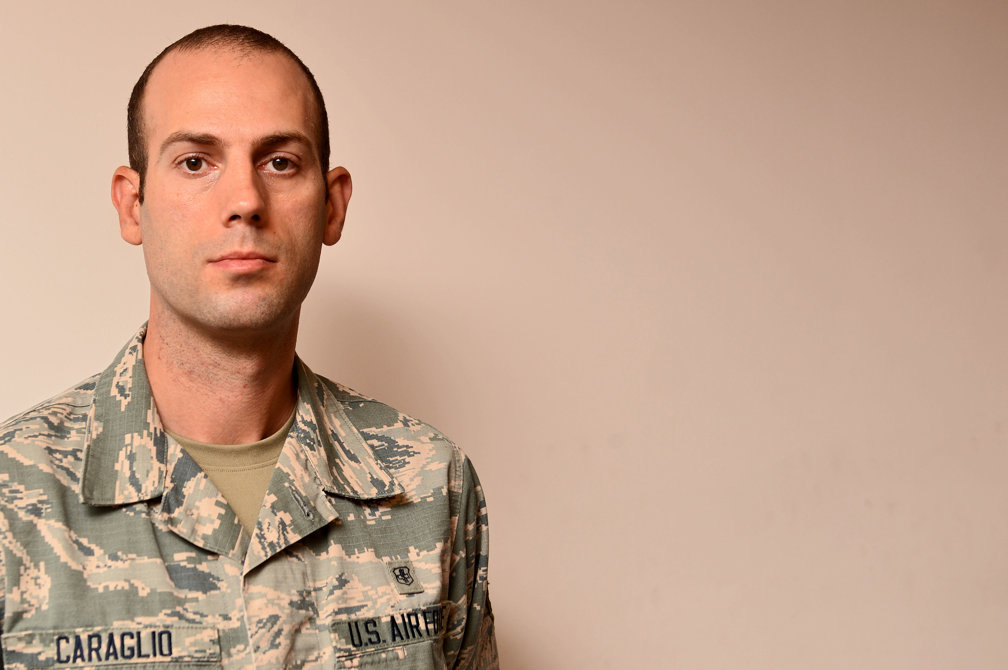 Face Of Defense Airman Enlists At 32 Brings Experience With Him