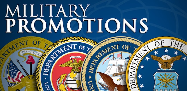 The Defense Contract Management Agency congratulates the agency's latest service members selected for promotion.