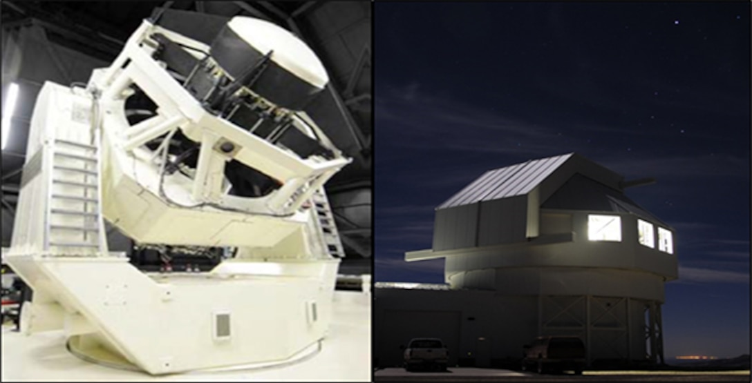 Developed by the Defense Advanced Research Projects Agency, the Space Surveillance Telescope is the most sophisticated instrument of its kind ever developed. It was transferred to the Air Force on Oct. 18, 2016, which has plans to operate it jointly with the Royal Australian Air Force. DoD photo