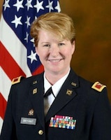 COL Susan Bryant, Ph.D., USA, Senior Military Fellow, INSS