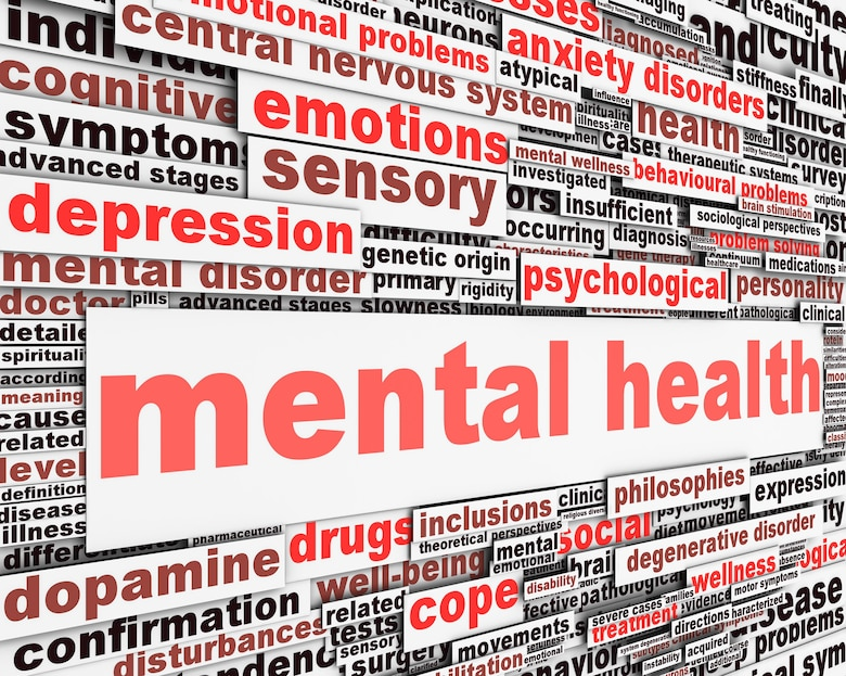 The Mental Health Flight is comprised of four different elements: Mental Health, Alcohol and Drug Abuse Prevention and Treatment Program, the Family Advocacy Clinic, and Resiliency and Prevention Program. (Shutterstock image)