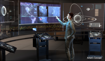 Top Official Describes Darpa Real Time Space Awareness