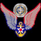 JB Charleston logo w/ 628 ABW Wings