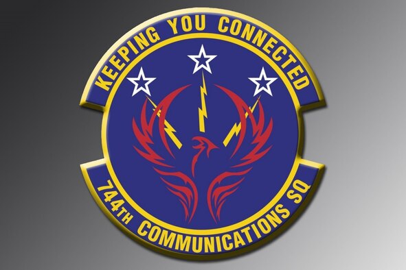 The 744th Communications Squadron delivers many cyberspace operations such as secure networks, voice communications services, and communications infrastructure and intrusion detection systems within the National Capital Region.  (U.S Air Force photo/Tech. Sgt. Matt Davis)