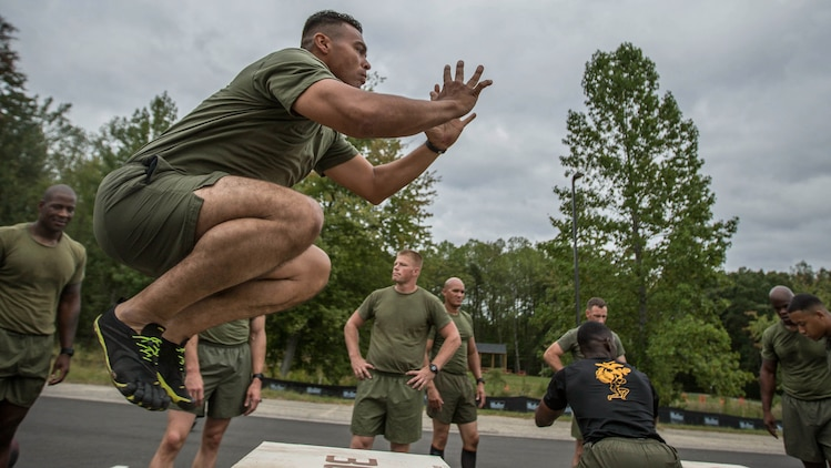 Fitness course shapes new perspective on training > The Official United States Marine Corps ...