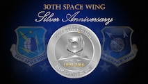The 30th Space Wing has been through a lot of changes in its quarter century, the overall launch tempo has slowed and the lease of the Space Launch Complexes to commercial entities has altered how the wing conducts business, but one of the constants has always been assured access to space. (U.S. Air Force graphic by Fiona Kilfoyle)