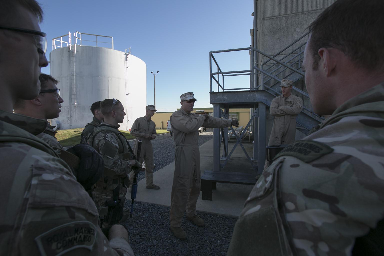 Photos - Royal marines recruitment office ...