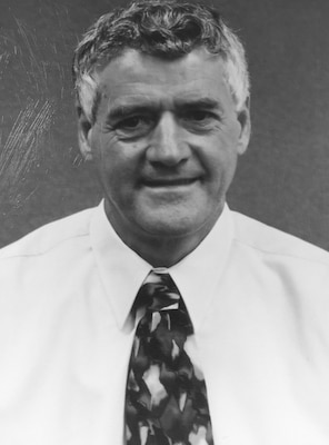 Richard Reardon, retired Chief of Engineering/Planning was inducted into the New England District's Distinguished Civilian Gallery during the Founder's Day awards ceremony, June 11, 2000.