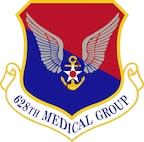 628th Medical Group logo.