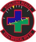 628th Medical Operations Squadron logo.