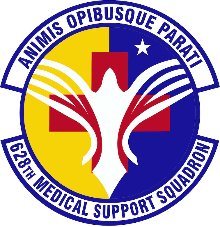 628th Medical Support Squadron logo