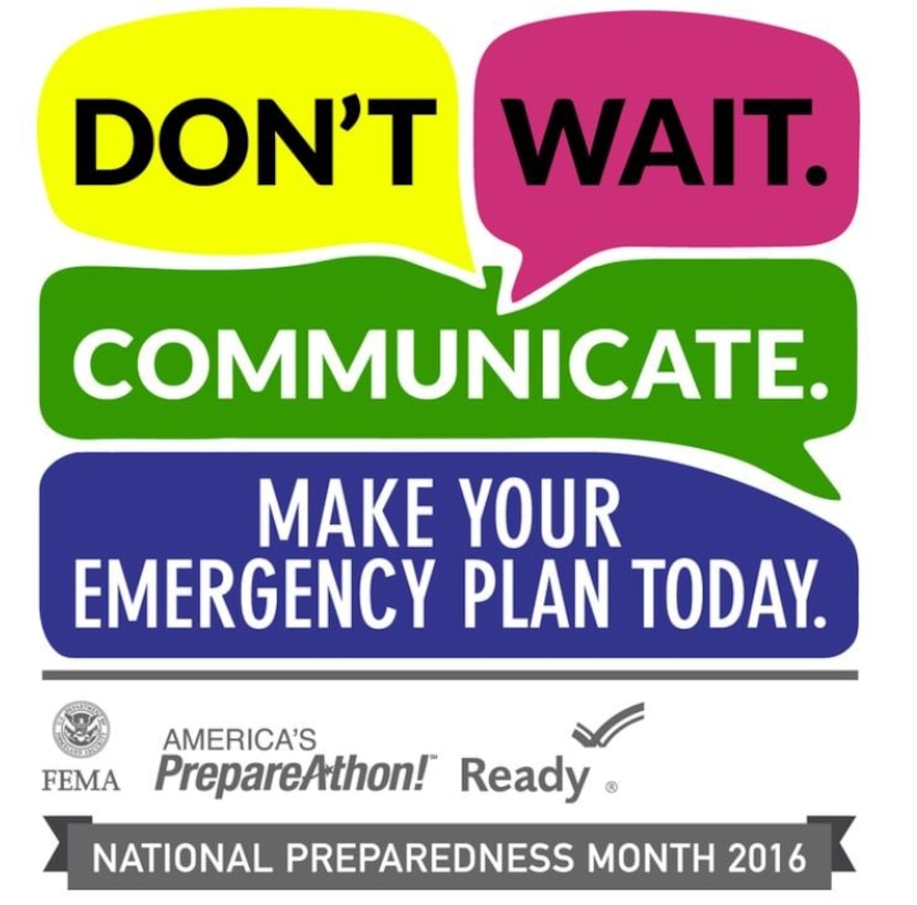 Scheduled Be Ready Events Sept. 6 - 78th Air Base Wing Headquarters Sept. 8 - Commissary from 10 a.m. to 2 p.m. Sept. 12 - Base Gym from 2 to 4:30 p.m. Sept. 15 - Base Restaurant from 10 a.m. to       2 p.m. Sept. 20 - CDCEast 9:30 to 10:30 a.m.; Youth Center from 4:30 to 5 p.m. Sept. 21 - CDCWest 9:30 a.m. to 11 a.m. Sept. 22 - Commissary from 10 a.m. to 2 p.m. Sept. 27 - BX parking lot 11 a.m. to 1:30 p.m.