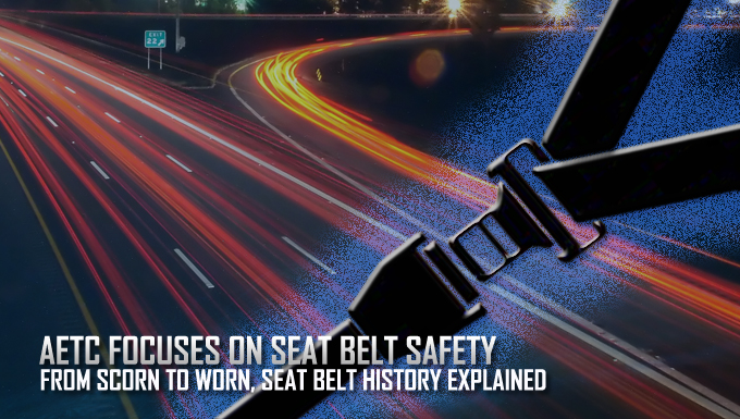 From Scorn to Worn: The curious history of seat belts