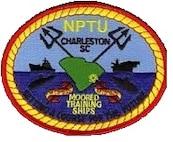 Nuclear Power Training Unit logo.