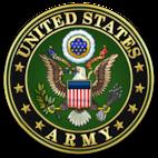 U.S. Army logo.
