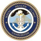 Naval Health Clinic Charleston (NHCC) logo.