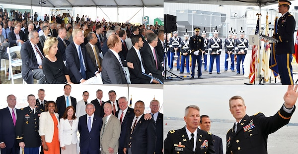 At a historic event held September 1, 2016 in Bayonne, NJ, various dignitaries, Congressional members, and other elected officials gathered with leaders from the U.S. Army, Corps of Engineers and The Port Authority of New York and New Jersey, to mark the completion of the Port's main navigation channel deepening, a major milestone in the Port's ongoing efforts to assure its global competitiveness, continued economic growth, and job creation.