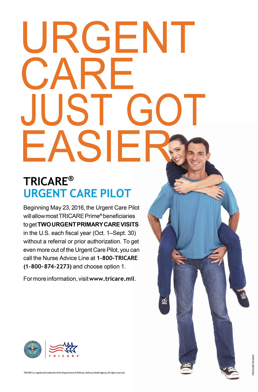 Urgent care pilot program > Malmstrom Air Force Base > Article Display