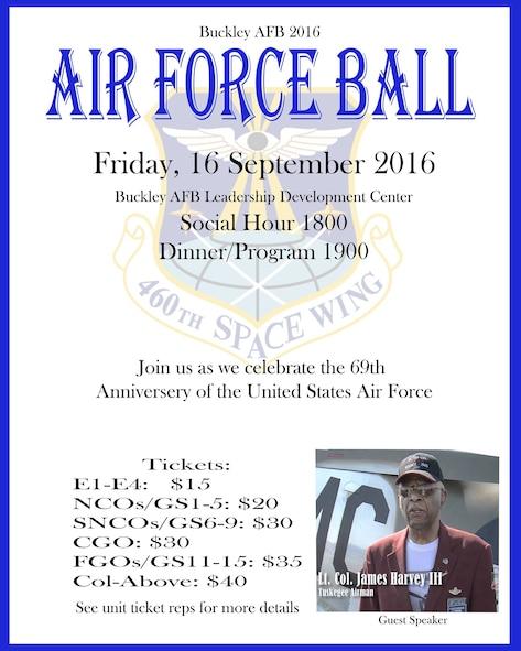AF BALL 2016