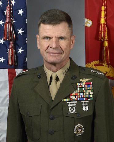 Commander, U.S. Marine Corps Forces Central Command