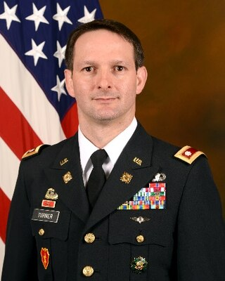 As Army Lt. Col. John Turner prepares to depart tomorrow as commander of Defense Logistics Agency Distribution Tobyhanna, Pa., the distribution center celebrated his accomplishments during his tour.