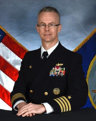 Capt. Scott A. Davis, USN
