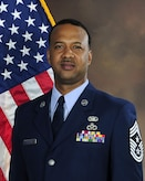 Biography picture for Command Chief Master Sgt. Kenneth E. Eason