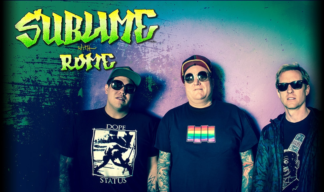 Sublime with Rome is scheduled to perform at Osan Air Power Day 2016 on Sept. 24, at Osan Air Base, Republic of Korea. (Courtesy photo)