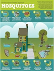 This graphic displays how to avoid mosquitos. (Courtesy Graphic)