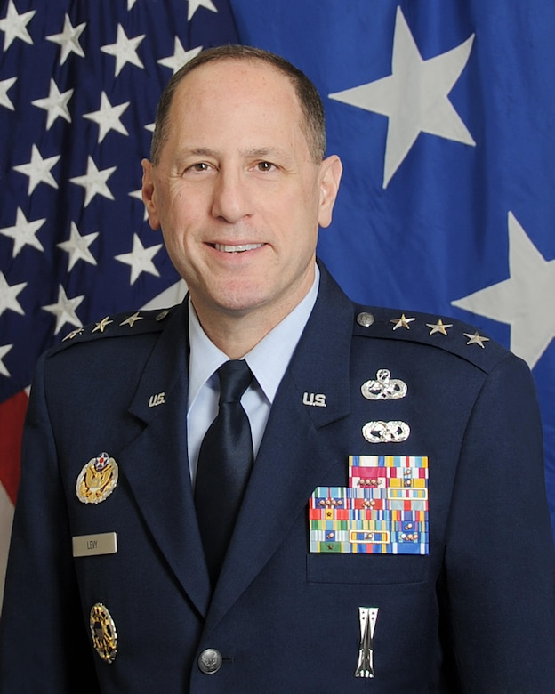 Lt. Gen. Lee K. Levy II, Air Force Sustainment Center commander