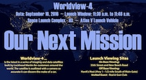 Next Launch: Worldview-4